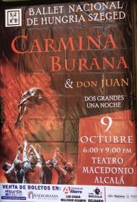 Carmina Burana & Don Juan