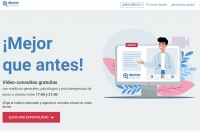 ONLINE Video-consulta con un médico sin costo