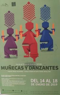Dolls & Dancers /Munecas y danzantes