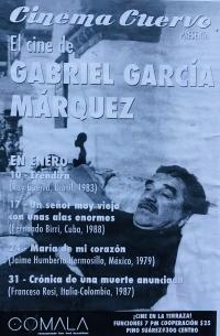 Films of/Las Peliculas de: Gabriel Garcia Marquez