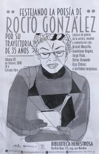Poetry of Rocio Gonzalez/Festejando la poesia de Rocio  Gonzalez