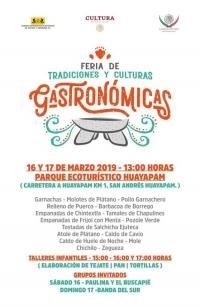 Gastronomic Fair / Feria de Gastronomicas