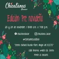 Chicatanas Bazar, Edición Navideña