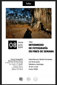 * PHOTOGRAPHY INTERMEDIATE / WEEKENDS