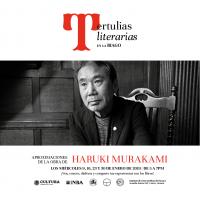 Literary Event/Tertulias literarias: Haruki Murakami