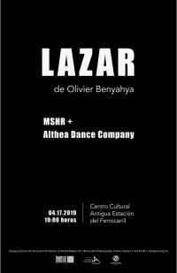 MSHR   Althea Dance Company / Compania de Baile