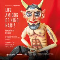 The Friends of Little Nariz / Los Amigos del Niño Nariz