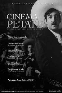 Backpack Cinema / Cinema Petate