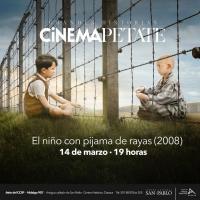 Boy in Striped Pyjamas / Nino con Pijama de Rayas