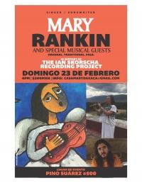 Benefit Concert/Concierto Beneficio: Mary Rankin