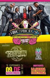 Dangerous Rhythm / Ritmo Peligroso