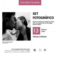 Photo Set/Set fotografico