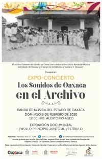 The Sounds of Oaxaca / Los Sonidos de Oaxaca