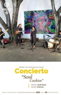 Concert by Soul Cookies / Concierto por Galletas de Alma
