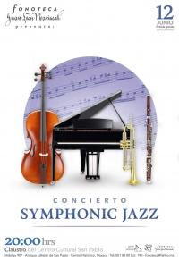 Symphonic Jazz.