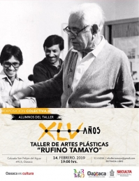 XLV years / Anos Collective Exhibition / Exhibicion Colectiva