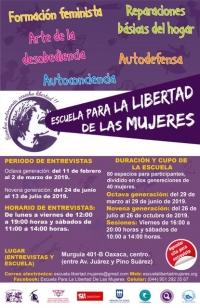 Feminist training/Formación feminista