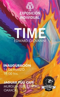 Time by / Tiempo por Edward Giovanni