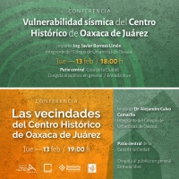 Neighborhoods/Vecindades de Oaxaca Centro