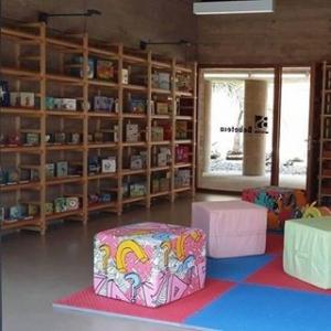 Biblioteca Infantil (Children's Library) / BS Canteras *