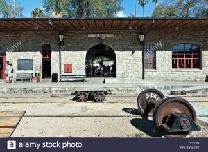 Antigua Estacion del Ferrocarril (Old Railroad Station)