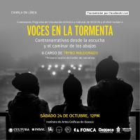 ONLINE Voices in the Storm / Voces en la tormenta