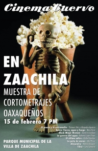 Crow Cinema / Cinema Cuervo en Zaachila