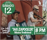 Duo Zapocelta Traditional music