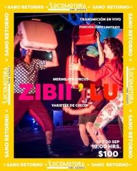 Online: Mermejita Circus / Varietee de Circo