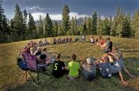 Jack Creek Preserve Outdoor Skills Camp