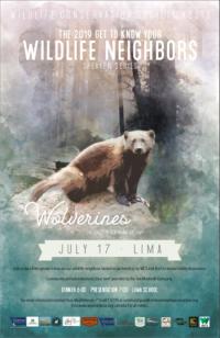Summer Wildlife Speaker Series: Wolverines