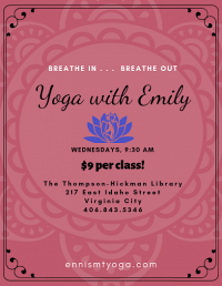 Yoga with Emily