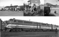 C. O. Smithers Photographs: Planes, Trains and Autos