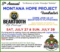 Montana Hope Project Fundraiser
