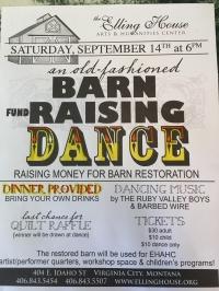 Barn (fund) Raising Dinner & Dance