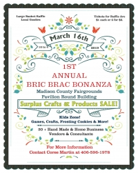 Bric Brac Bonaza - SURPLUS Crafts & Products SALE