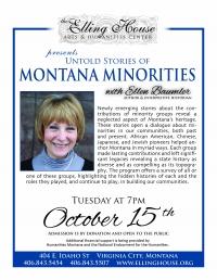 Untold Stories of Montana Minorities by Ellen Baumler