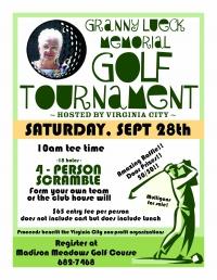 Granny Lueck Memorial Golf Tournament