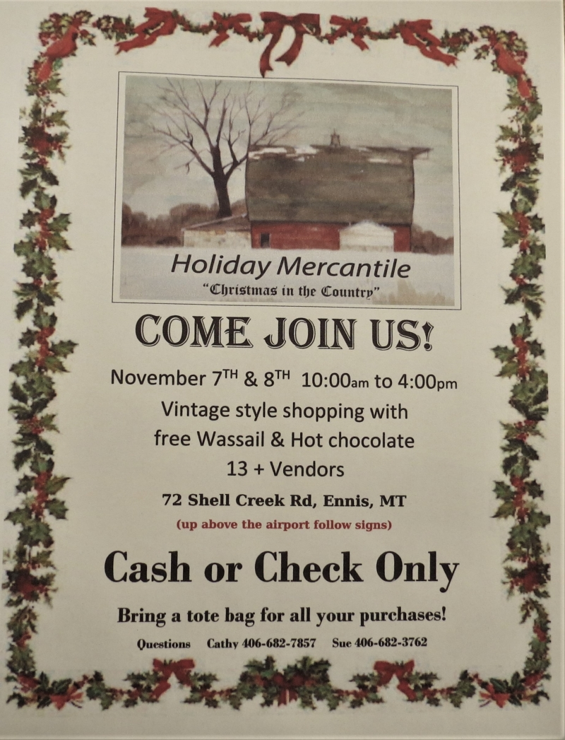 Holiday Mercantile