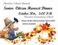 Sheridan Schools Harvest Dinner