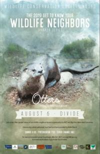 Summer Wildlife Speaker Series: Otters