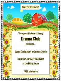 Children's Drama Club presents