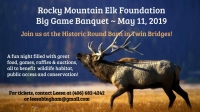 Rocky Mountain Elk Foundation Big Game Banquet