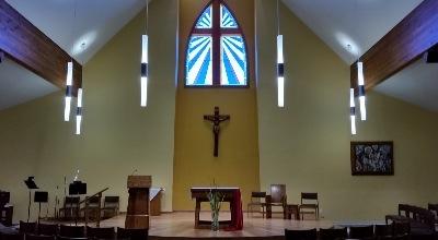 Catholic Mass - Holy Family