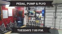 Pedal, Pump & PiYo