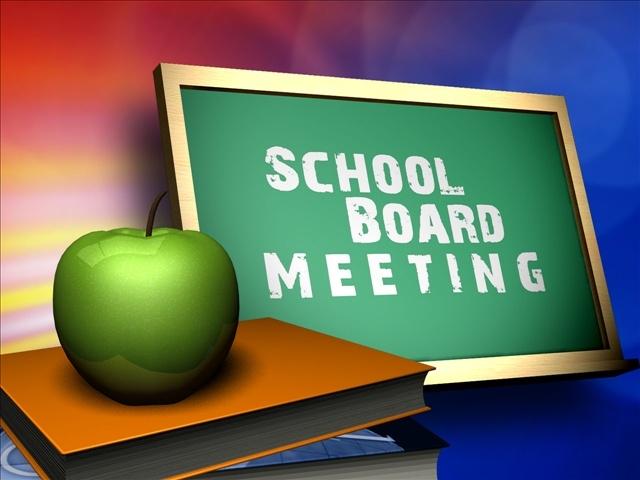 Drummond School Board Meeting