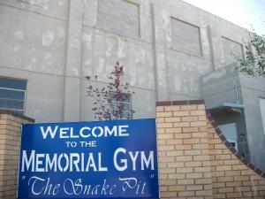 Memorial Gym