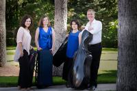 Veronika String Quartet - The Russian Tea...