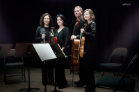"Veronika String Quartet Presents ""War Music"""