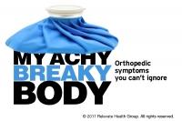 My Achy Breaky Body